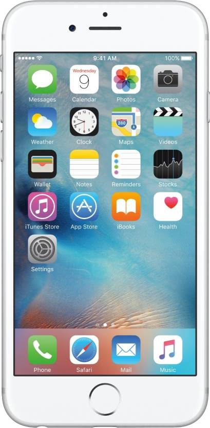 Apple iPhone 6s Silver 64GB Brand New