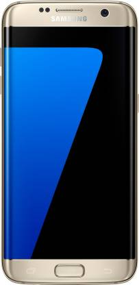 Samsung Galaxy S7 Edge Gold Platinum, 32 GB  4 GB RAM